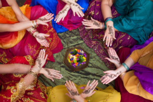 ©-Katrinaelena-Dreamstime.com-Henna-Decorated-Hands-Arranged-In-A-Circle-Photo-3